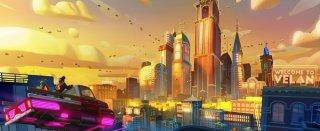 Компания Electronic Arts