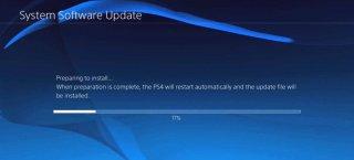 PlayStation 4 получила новое системное обновление