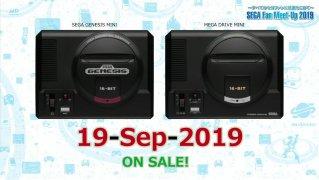 Sega Mega Drive Mini, Sega Genesis Mini