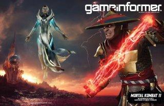 Mortal Kombat 11 от NetherRealm Studios