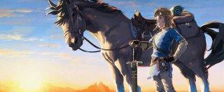 Приключенческая игра The Legend of Zelda: Breath of the Wild