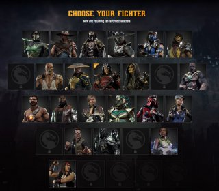 Mortal Kombat 11 — Коллектор