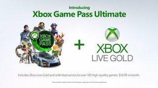 Xbox Game Pass и Xbox Live Gold