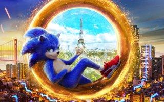 Соник в кино - Sonic the Hedgehog