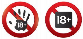 Запрет на игры пользователям в возрасте до 18 лет