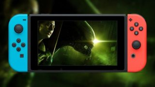 Alien: Isolation для Nintendo Switch