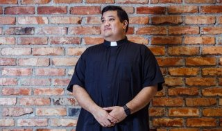 Ватиканский священник Роберт Баллсер