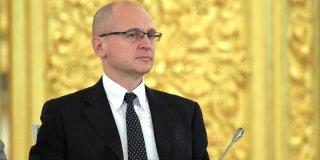 Сергей Кириенко финансирует игровую индустрию