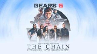 Gears 5 под музыку Evanescence за 22 лимона