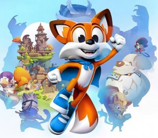 New Super Lucky's Tale