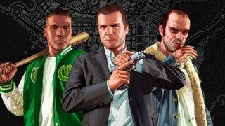 Grand Theft Auto V в Epic Games Store