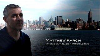 Saber Interactive Мэттью Карчем