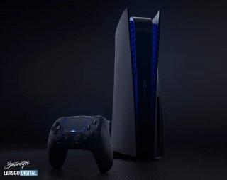 Любительские рендеры PlayStation 5