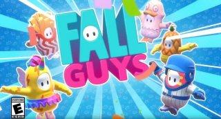Реклама несуществующей мобильной версии игры Fall Guys: Ultimate Knockout