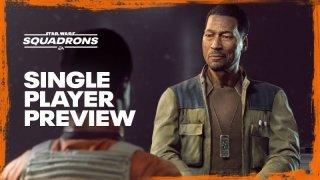 Electronic Arts представило новый трейлер аркадного космосима Star Wars: Squadrons (G)