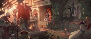 BioWare представила дневник следующей части ролевого сериала Dragon Age (G)