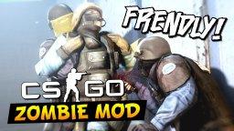 Мод ZombieMod v.3 для сервера CS:GO